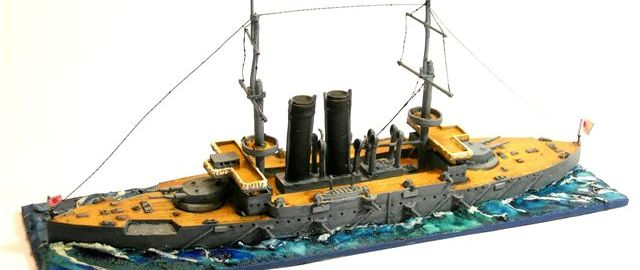 1/600th Russo Japanese War Naval
