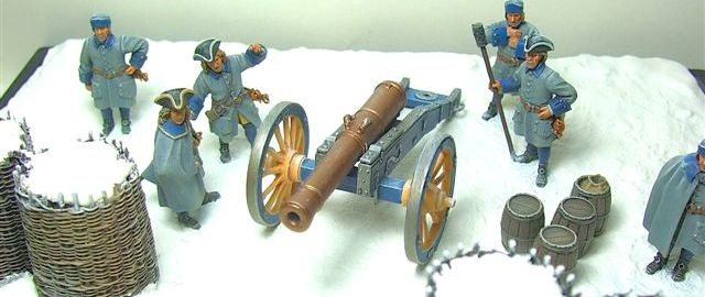40mm Great Northern War
