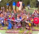 25mm and 40mm miniatures designed by Chris Hughes in the USA